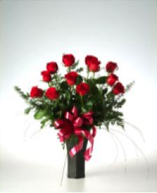 Elegant Rose Arrangement