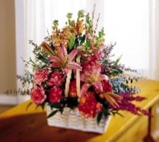 Fresh Breeze Bouquet