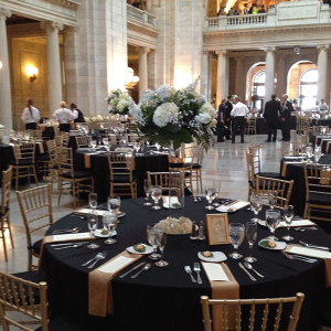 Wedding Hall Decor